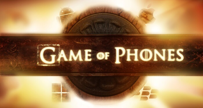 The Game of Phones
