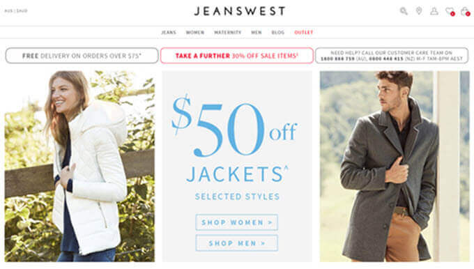 Jeanswest