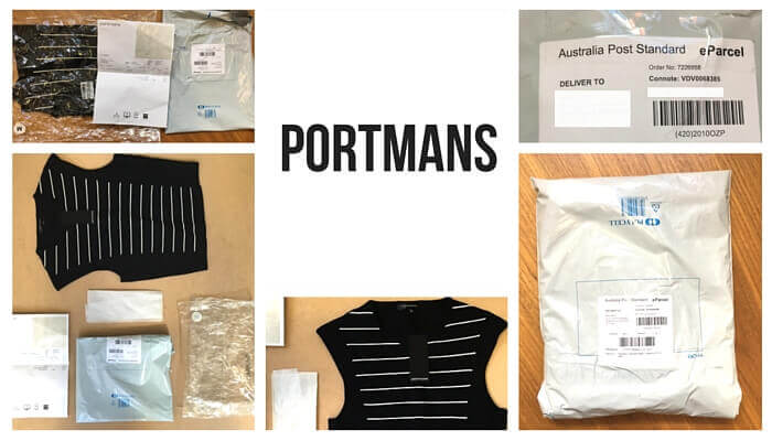 Portmans post purchase experience
