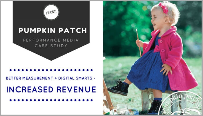 Pumpkin Patch Performance Media case study
