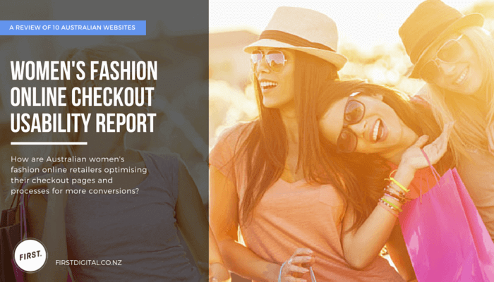 Women's Fashion Online Checkout Usability Report