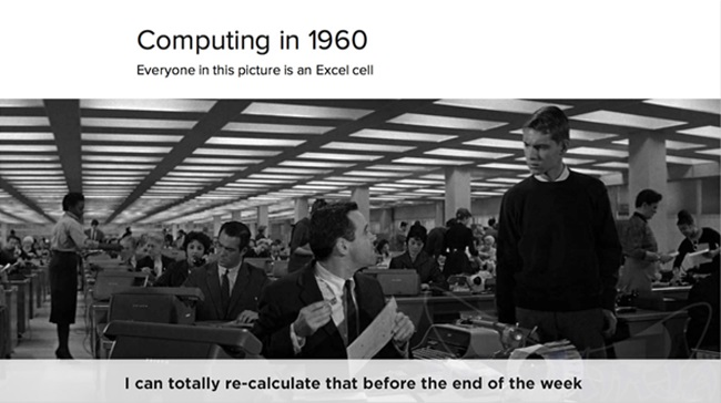 Computing in 1960